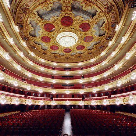 Barcellona Gran Teatre del Liceu